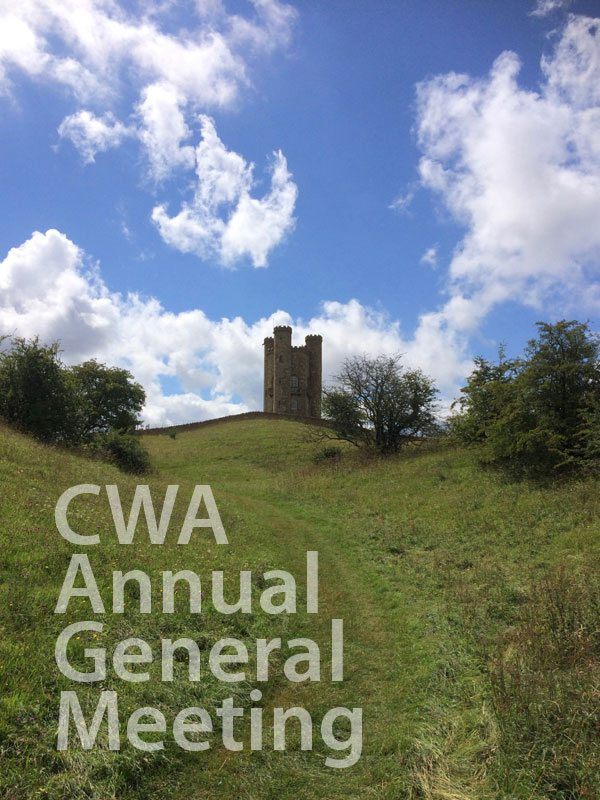 CWA hold its first Annual General Meeting
