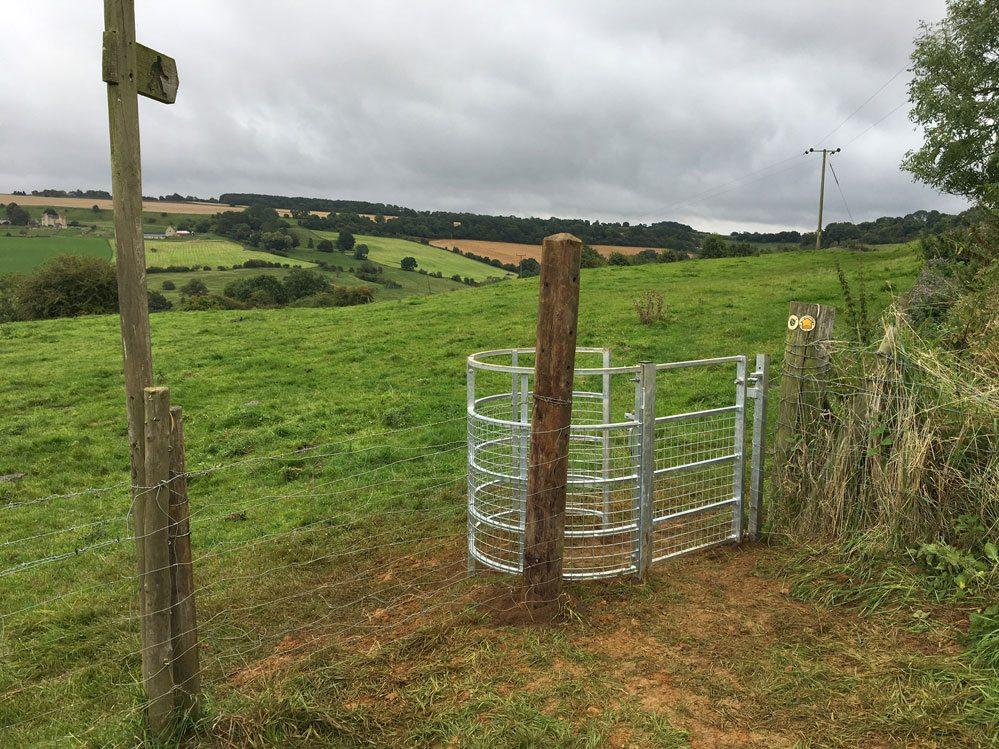 CWA kick start improvements to the Gloucestershire Way